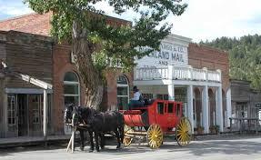 Virginia City Stagecoach