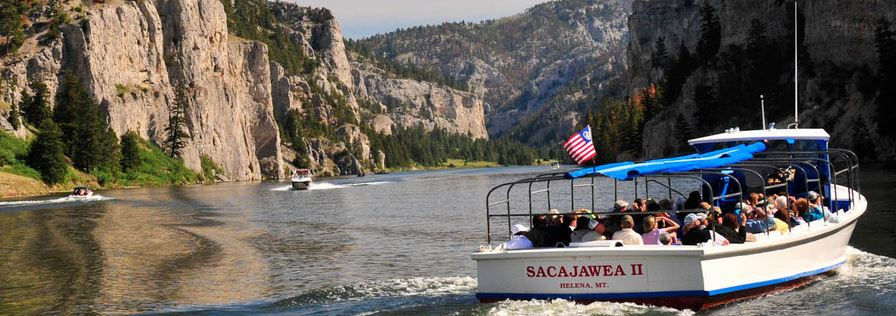 Gates of the Mountains Boat Tours Helena Montana