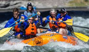 Scenic or whitewater rafting Missoula MT