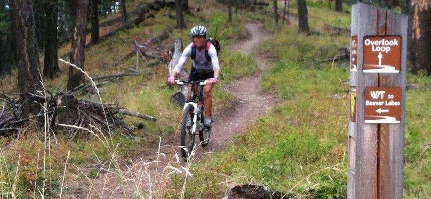 Whitefish Trail System Montana