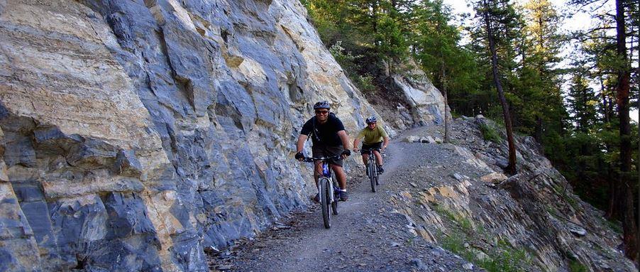 Whitefish Area Mountain Biking Trails
