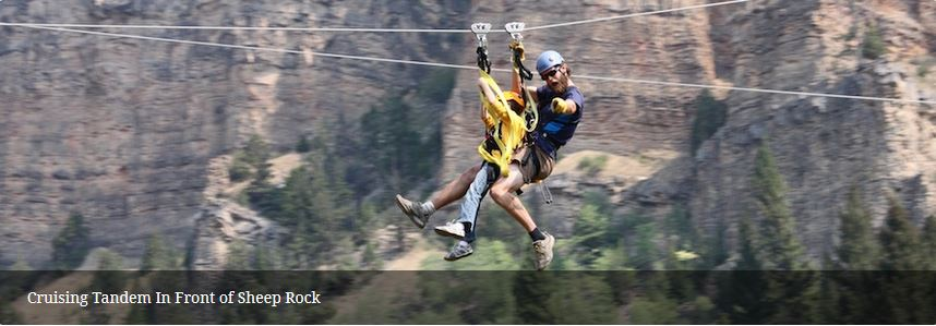 Yellowstone Zip Line and Canopy Tours