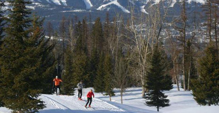 Flathead Valley Nordic Ski Trails