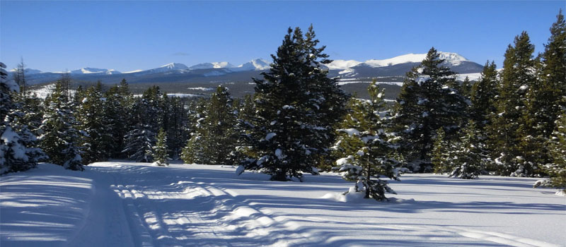 Mount Haggin Nordic Ski Area