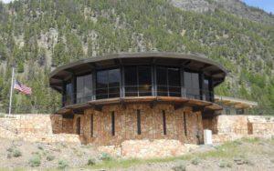 Earthquake Lake Visitors Center