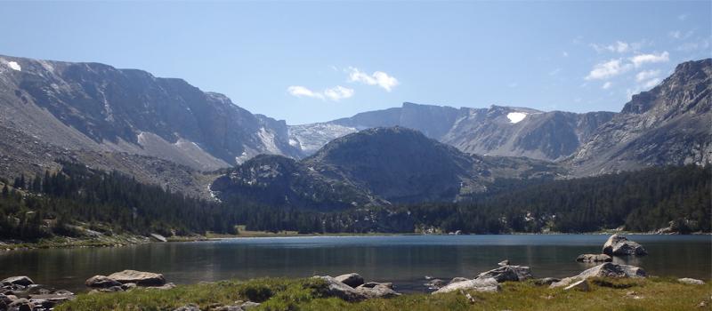 Beartooth Mountains – Timberline Lake Hike, Montana
