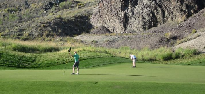 Old Works Golf Course Anacona Montana