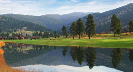Canyon River Golf Club in Missoula Monrana
