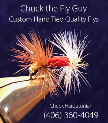 Hand tied quality flies