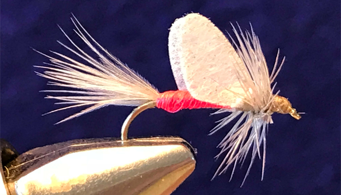 Mini Mouse #14 Hand Tied by Chuck The Fly Guy