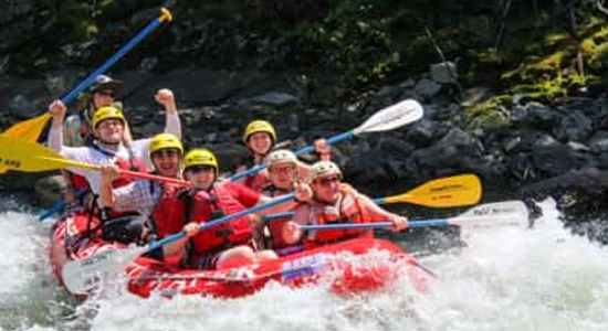 Montana Whitewater and Zipline Adventures